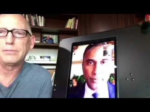 Dr Shiva Ayyadurai Speaks With Scott Adams on Lowering Health Costs