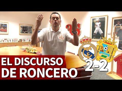 """Real Madrid 2-2 Fuenlabrada   Roncero: """"No veo al campeón de Europa y de Liga""""   Diario AS"""