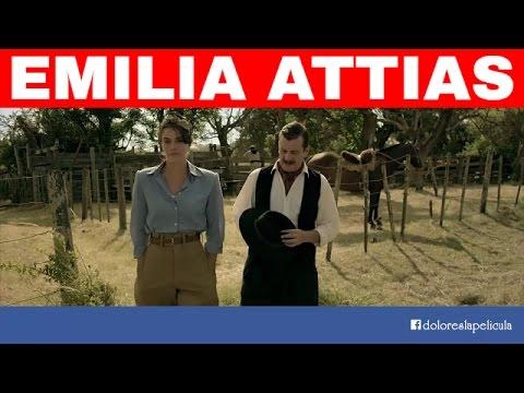 Emilia Attias es Dolores Estreno en cines 18 de agosto 2016