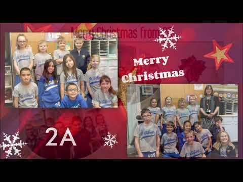 St Gilbert School Christmas Card 2018