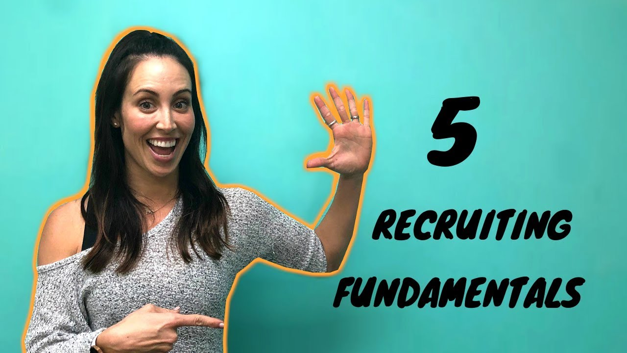 Download The 5 Fundamentals of Recruiting