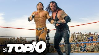 Rare Undertaker opponents: WWE Top 10, June 17, 2020