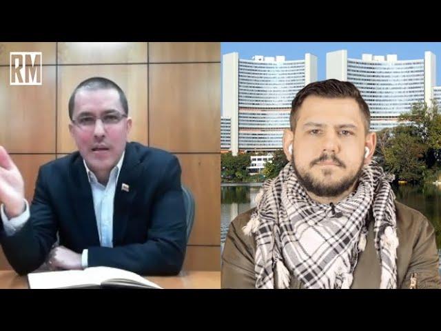 Interview with Venezuelan Foreign Affairs Minister Jorge Arreaza