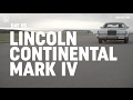 Lincoln Continental Mark IV | 12 Days of Driftmas ? Day 5