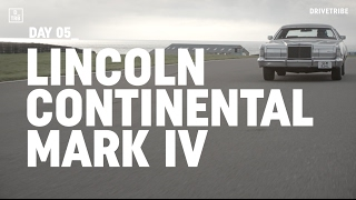 Lincoln Continental Mark IV | 12 Days of Driftmas – Day 5