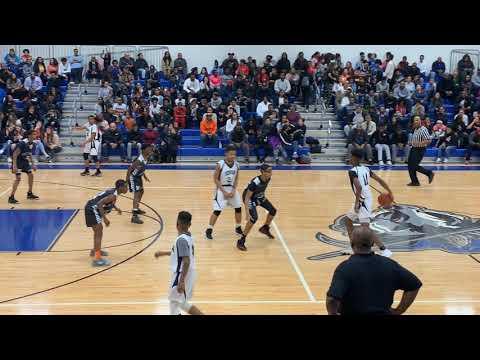 Matthew Henson Vs Mattawoman Middle School Basketball Championship