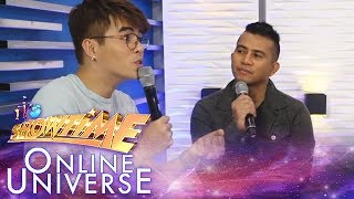TNT 4 Mindanao contender Arjie shares about a major accident in his life | Showtime Online Universe