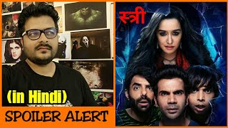 Stree - Movie Ending Explained