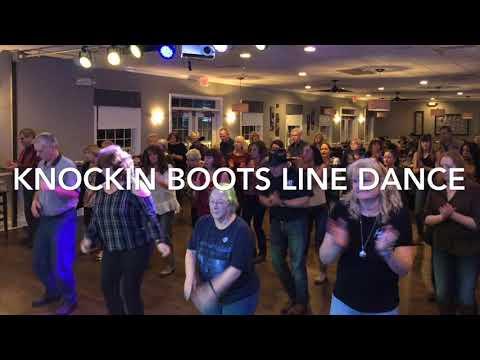 Knockin. Boots Line Dance