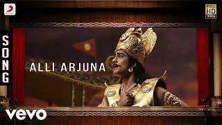 Kaaviyathalaivan Alli Arjuna Song A.R.Rahman Siddharth, Prithviraj.mp3