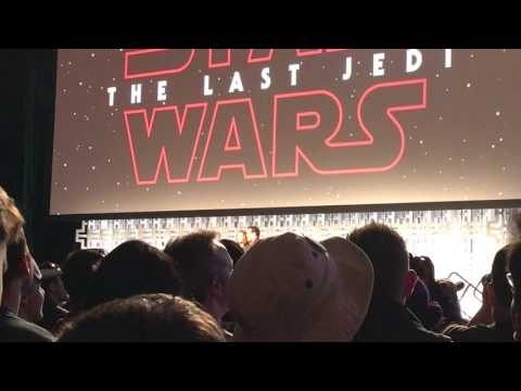 RAWR! NATION VLOGS: Star Wars Celebration Day 2 (THE LAST JEDI TRAILER PREMIERE & AUDIENCE REACTION)