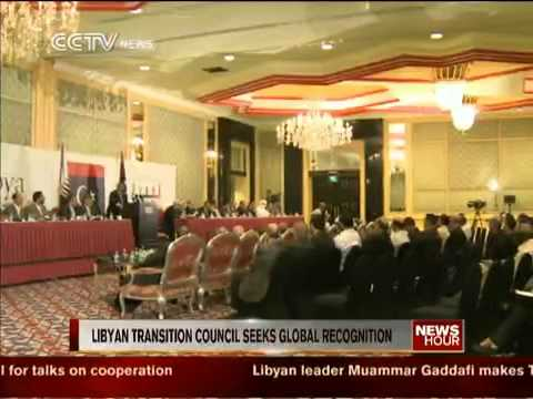 Libyan transition council seeks global recognition