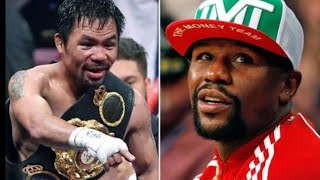 BREAKING NEWS: MANNY PACQUIAO DECLINES MAYWEATHER EXHIBITION OFFER, SAYS IT'S DISRESPECTFUL OF HIM !