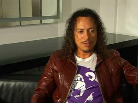 Metallica's Kirk Hammett on Death Magnetic World Tour