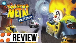 Twisted Metal: Small Brawl Video Review
