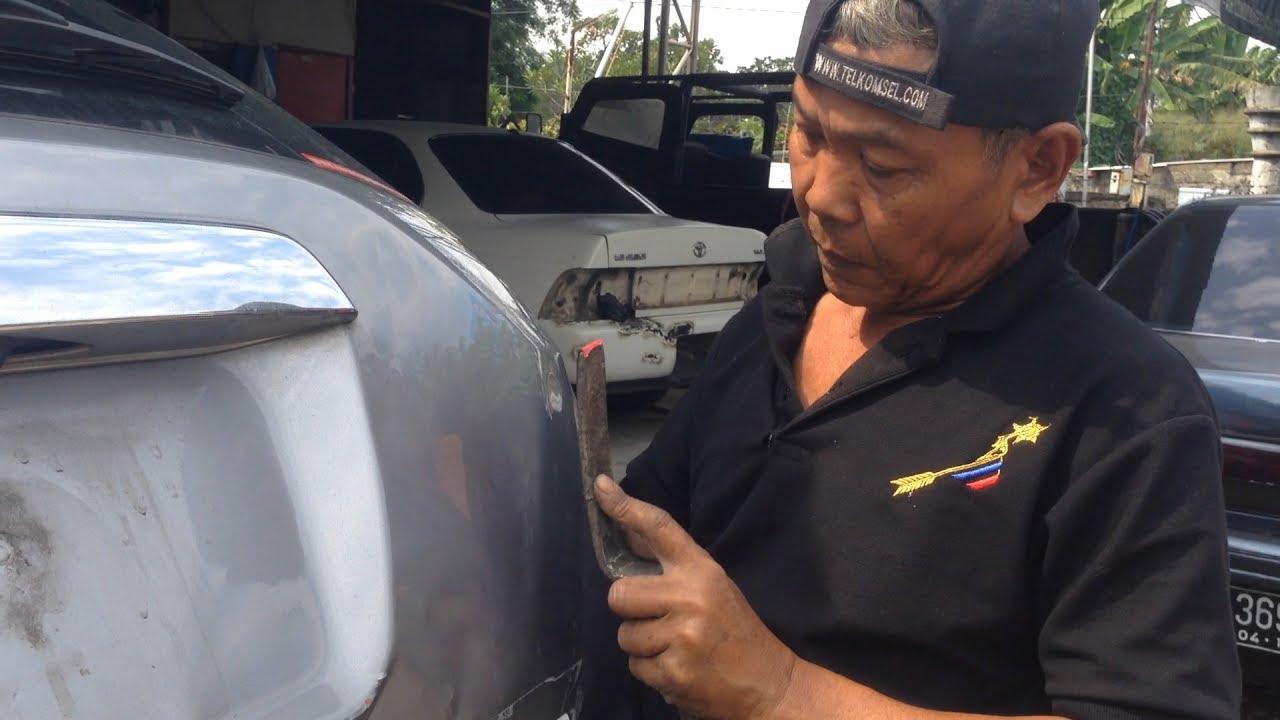 Perbaikan Body Mobil Di Bengkel Ketok Magic Bayar 500rb Ternyata Tanpa Magic Youtube