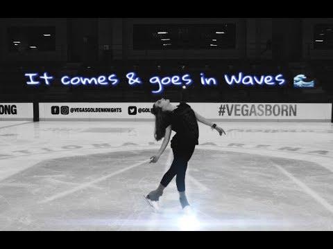 Waves by Dean Lewis| Figure Skating | xoxo Ashelen