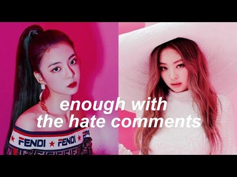 Defending Female Idols Against Netizens