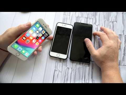 Что купить, б/у Iphone 6, 7, X или новый Android смартфон?