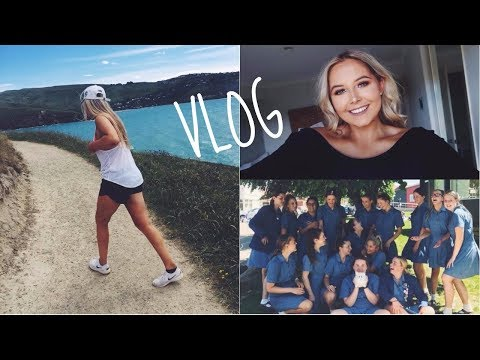 VLOG (Leaving High School,Dirt Biking, On Holiday) || Shannon Middlemiss