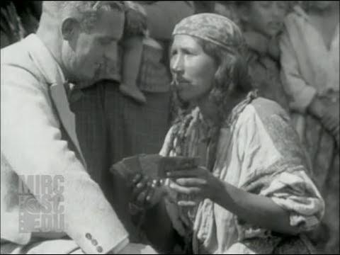 Gypsy life, Zagreb 1929