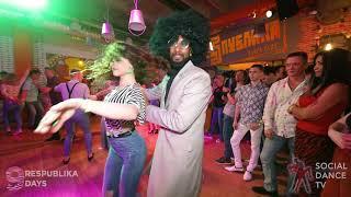 Srini & Sveta - Salsa Social Dancing   Respublika days 2019