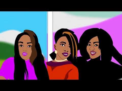 Queenzy - Mboko Love (official cartoon video)