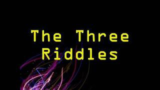 Three Riddles Contest, Winner Gets A Custom Drawing