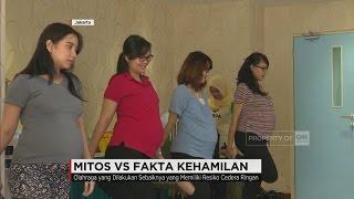 Mitos Vs Fakta Kehamilan