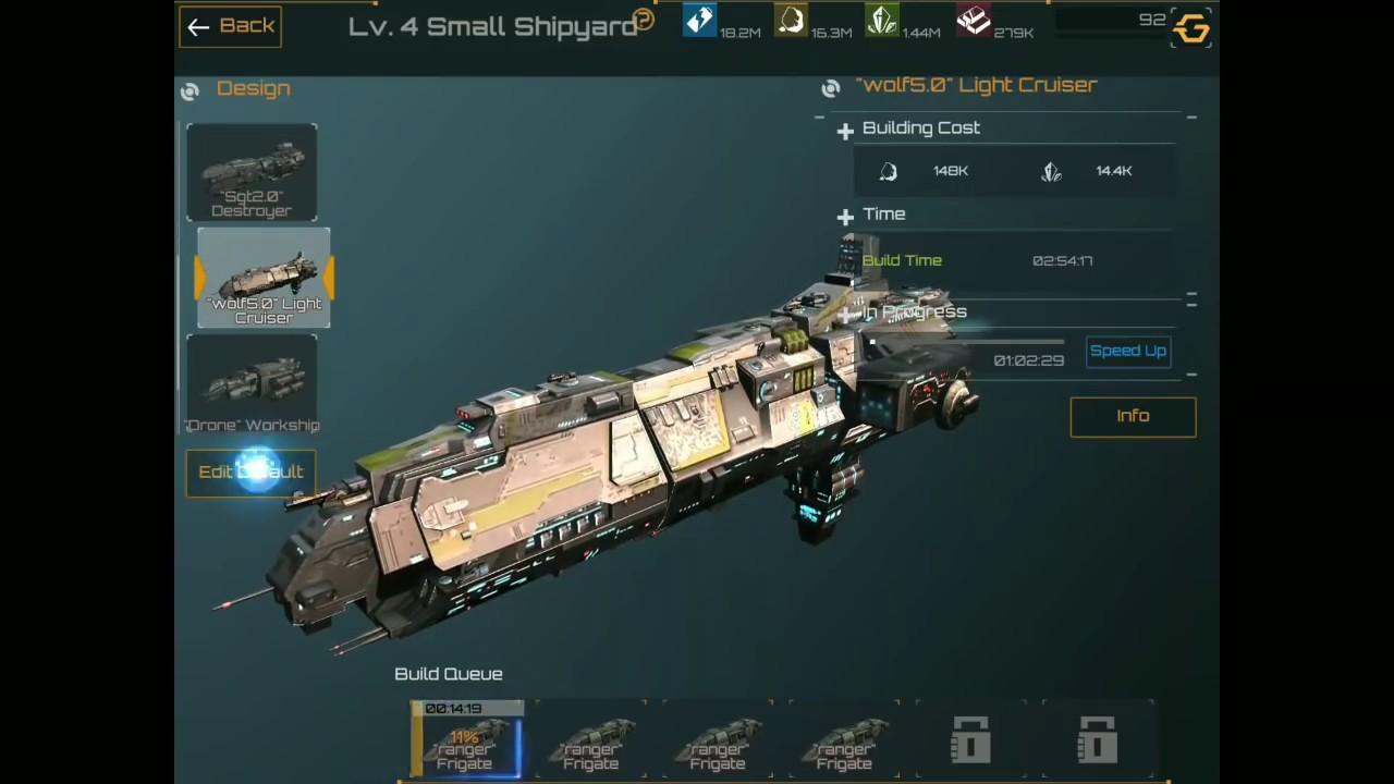 Nova Empire battle tactics and admiral guide