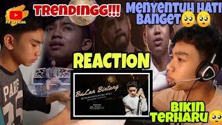 Download lagu [REACTION] BETRAND PETO PUTRA ONSU | BULAN BINTANG (Official Music Video)