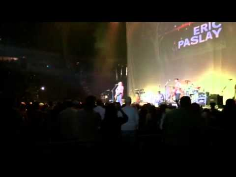 Eric Paslay Live I Wanna Be Your Friday Night