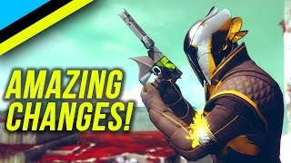 DESTINY 2: Amazing Changes & A Few Small Disappointments | Hidden Sectors, Framerate, & More