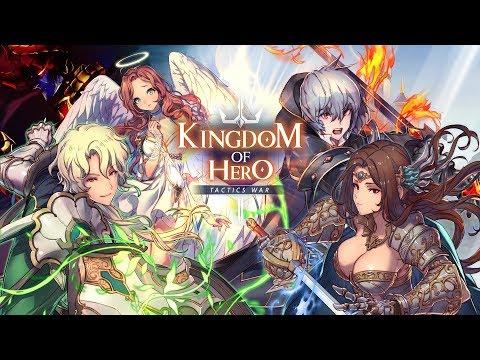 【NEW RPG】Kingdom of Hero 홍보영상 :: 게볼루션