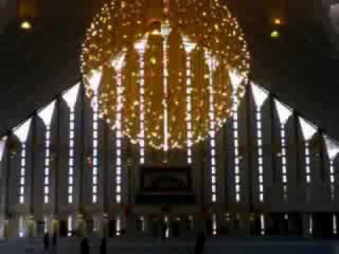 Qari Qasim Jaan Recite at Faisal Masjid Para 1.avi