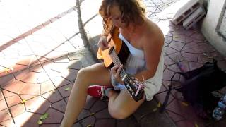 The Long Distance Blues~Annie Becker (Original)