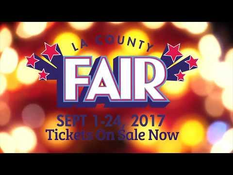 2017 LA County Fair Preview