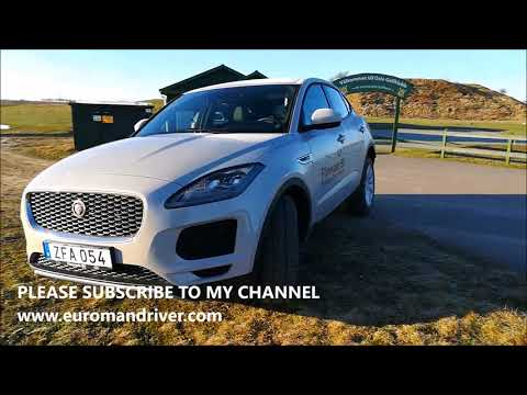 awesome-suv:-jaguar-e-pace-test-drive-review-2018-with-euroman-driver