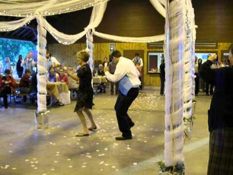 Mother & Son funny wedding dance - Jordan & Liz Meyer
