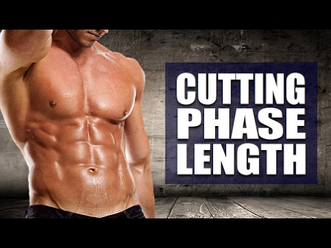 How long to cut before bulking ideal cutting phase length youtube malvernweather Images