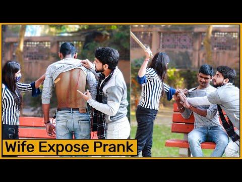 पत्नी ने बोला झूट पति ने बताई सच्चाई Expose Prank Video  RDS Production