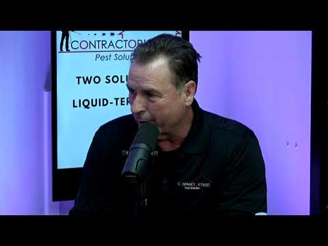 Termite Protection with Sammy Baker of Contractors Best Pest Solution