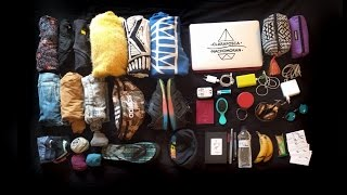 Backpacking: What to bring? | Easy and minimal
