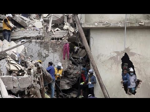 Arrests made in Bangladesh building collapse