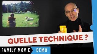 Comment sont Numérisés et Transférés les Films Super8, 8mm, 9.5mm ? | Family Movie Paris