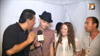 La Ensalda Musical en entrevista con Jesse & Joy
