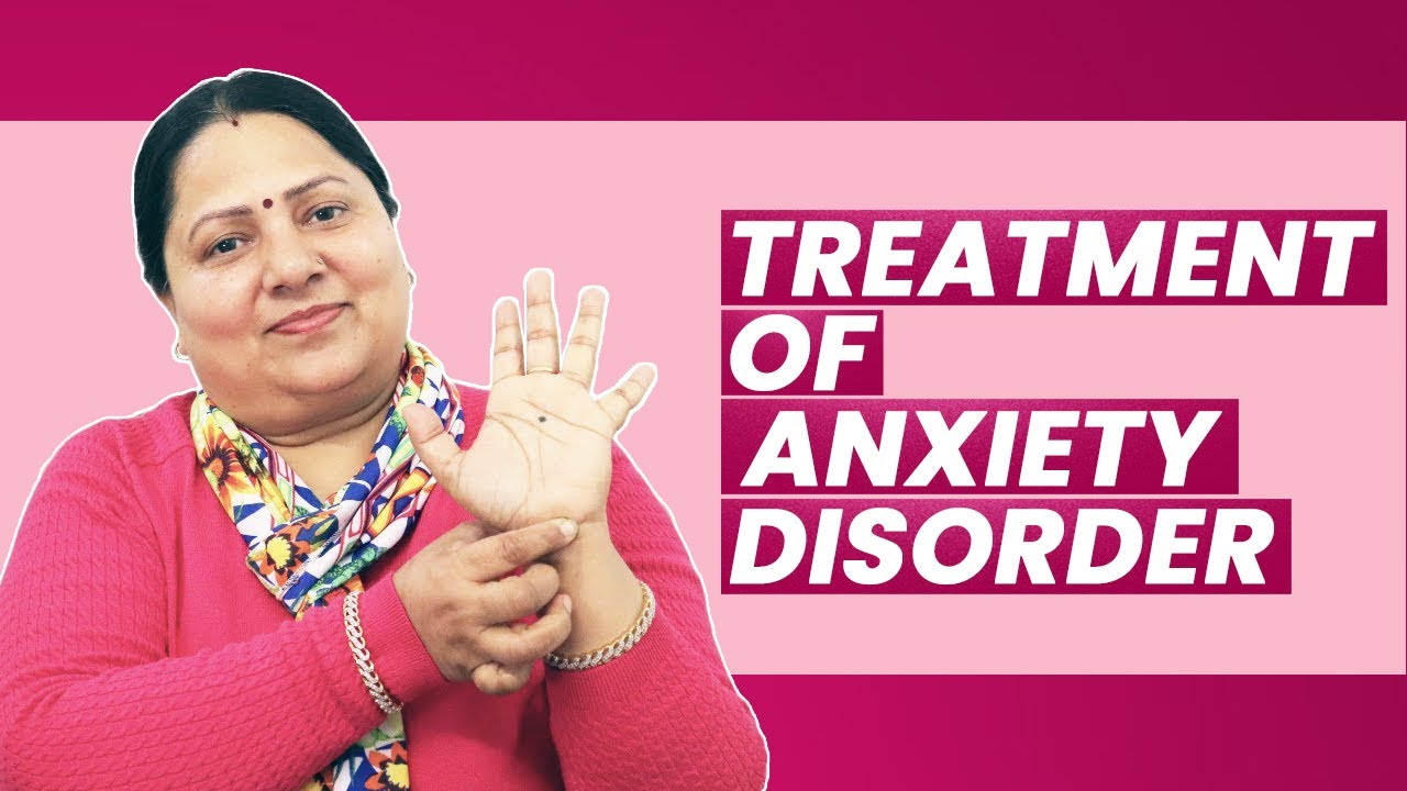 Treatment of Anxiety Disorder / Panic Attack / Social ...