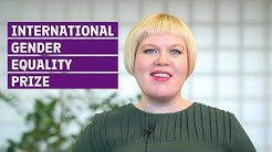 Minister of Family Affairs and Social Services Annika Saarikko on equality