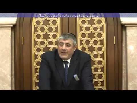 Rabbi yosef mizrachi Suffering In This World