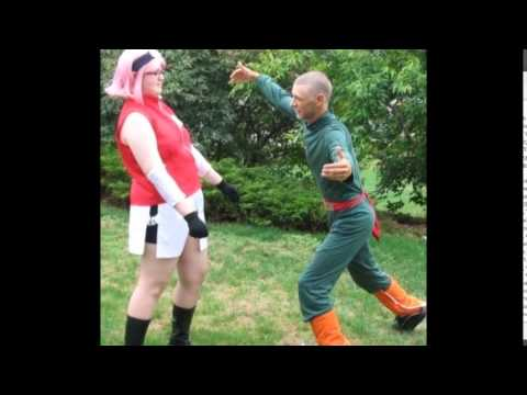 Horrible And Funny Naruto Cosplay Youtube